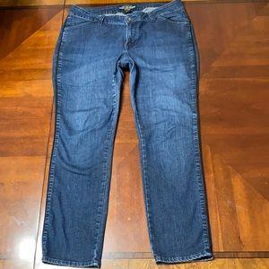 Lucky Brand Jeans - Ginger Straight Leg
